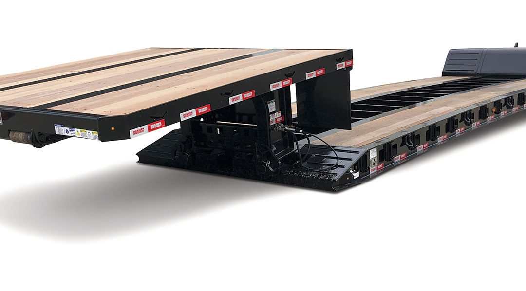 Kalyn Siebert Introduces The Altralite™ Lightweight Steel End-Dump Trailer At Gats 2013