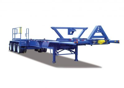 Oilfield Equipment Chassis