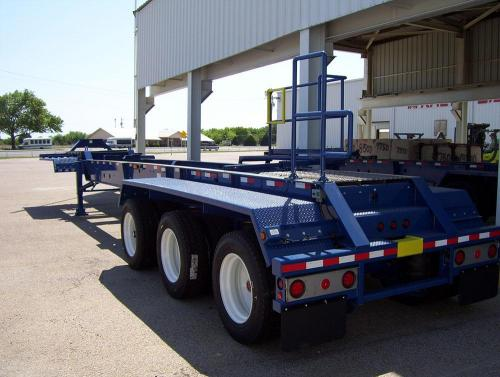 Frac Chassis 2
